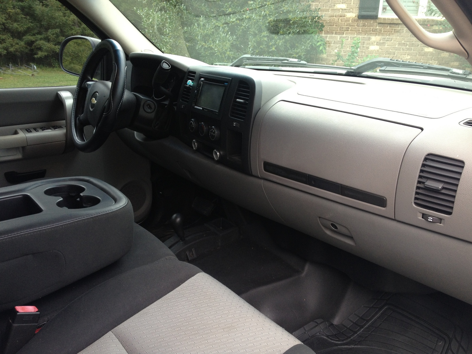 Picture of 2007 Chevrolet Silverado 1500 LT1 Ext. Cab 4WD, interior