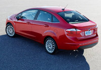 2014 Ford Fiesta SE picture, exterior
