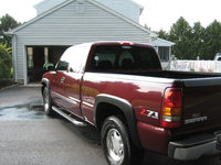 Picture of 2003 GMC Sierra 1500 SLE 4WD Extended Cab SB, exterior