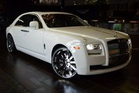 2010 Rolls-Royce Ghost Overview