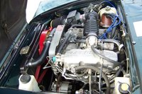 Picture of 1981 Fiat 124 Spider, engine