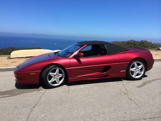 Picture of 1997 Ferrari F355
