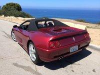 1997 Ferrari F355 Overview