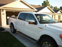 Picture of 2012 Ford F-150 Lariat SuperCrew 4WD, exterior