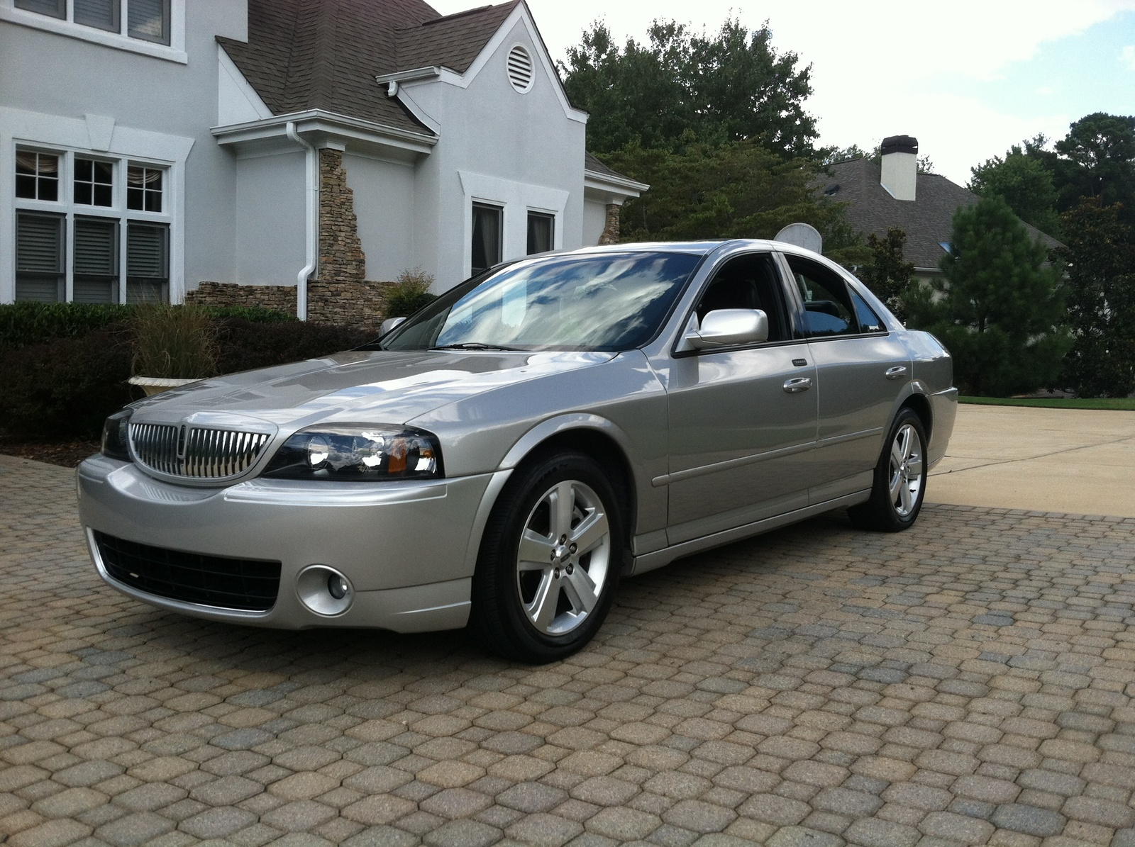 2003 Lincoln LS - Overview - CarGurus