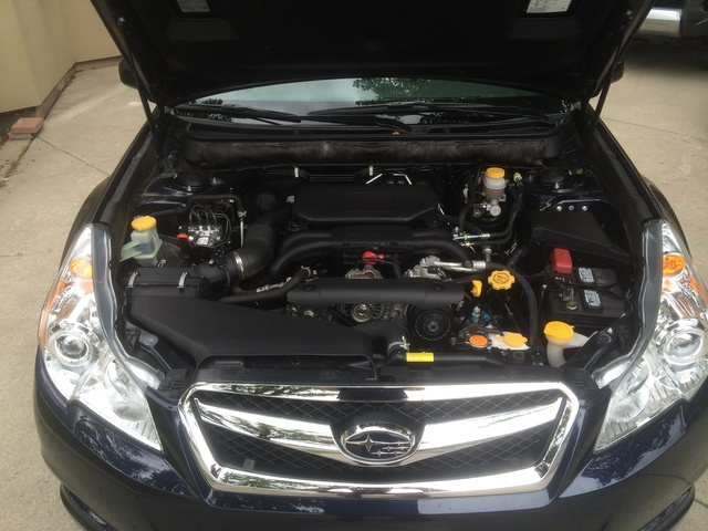 2012 Subaru Legacy
