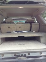 Picture of 2006 Toyota 4Runner Limited V8 4WD, interior