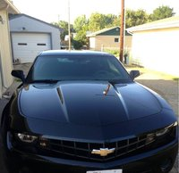 Picture of 2013 Chevrolet Camaro 1LS Coupe RWD, exterior, gallery_worthy