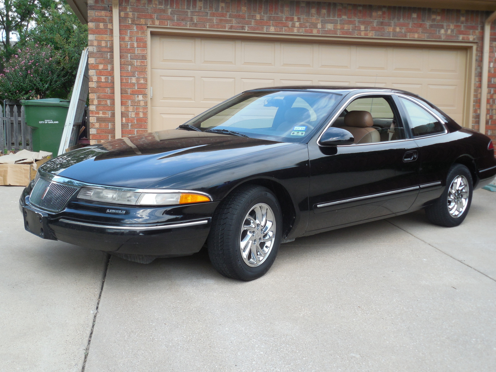 1998 lincoln mark viii specifications cargurus. Black Bedroom Furniture Sets. Home Design Ideas