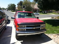 Picture of 1996 Chevrolet C/K 2500 Ext. Cab 8-ft. Bed 2WD, exterior