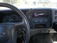 Picture of 1996 Chevrolet C/K 2500 Ext. Cab 8-ft. Bed 2WD, interior