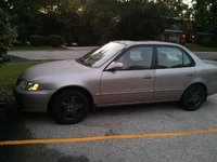 Picture of 2002 Toyota Corolla LE, exterior, gallery_worthy