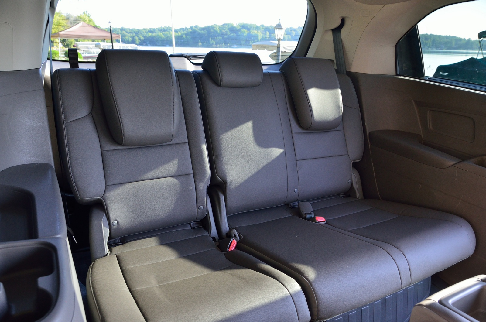 2014 Honda Odyssey Ex L Interior Pictures To Pin On Pinterest Pinsdaddy