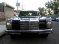 1968 Mercedes-Benz 220 Overview