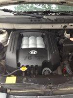 Picture of 2002 Hyundai Santa Fe LX, engine
