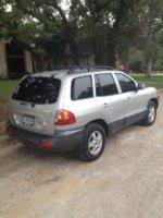 Picture of 2002 Hyundai Santa Fe LX, exterior
