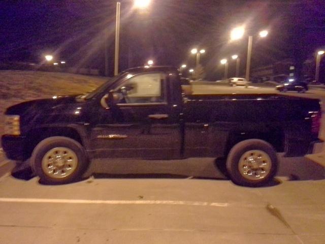 Picture of 2010 Chevrolet Silverado 1500 Work Truck RWD, exterior, gallery_worthy