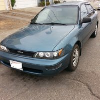 Picture of 1995 Toyota Corolla DX, exterior, gallery_worthy