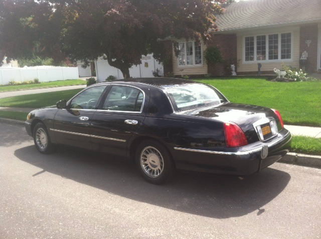 Picture of 1999 Lincoln Town Car Cartier