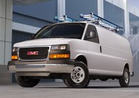 2015 GMC Savana Cargo Overview