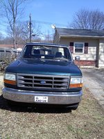 1994 Ford F-150 XLT Extended Cab LB picture, exterior