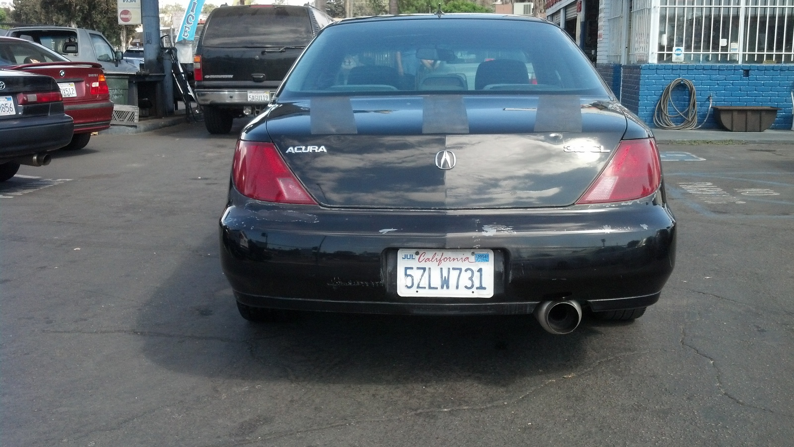 Picture of 1998 Acura CL 2 Dr 3.0 Coupe