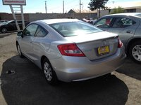 Picture of 2012 Honda Civic Coupe LX, exterior