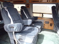 1997 Ford E-150 STD Econoline, 2nd Row Captains Seats, interior