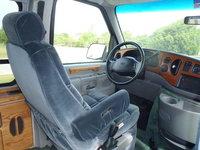 1997 Ford E-150 STD Econoline, Driver's Seat, interior