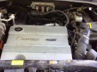 Picture of 2007 Ford Escape Hybrid Base 4WD, engine