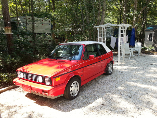Picture of 1993 Volkswagen Cabriolet Classic, exterior, gallery_worthy