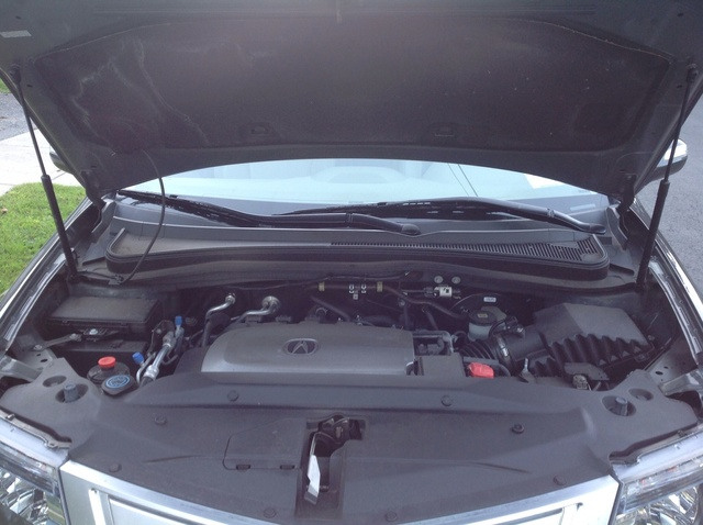 Picture of 2010 Acura MDX SH-AWD, engine, gallery_worthy