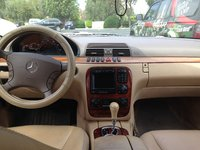 Picture of 2000 Mercedes-Benz S-Class 4 Dr S430 Sedan, interior