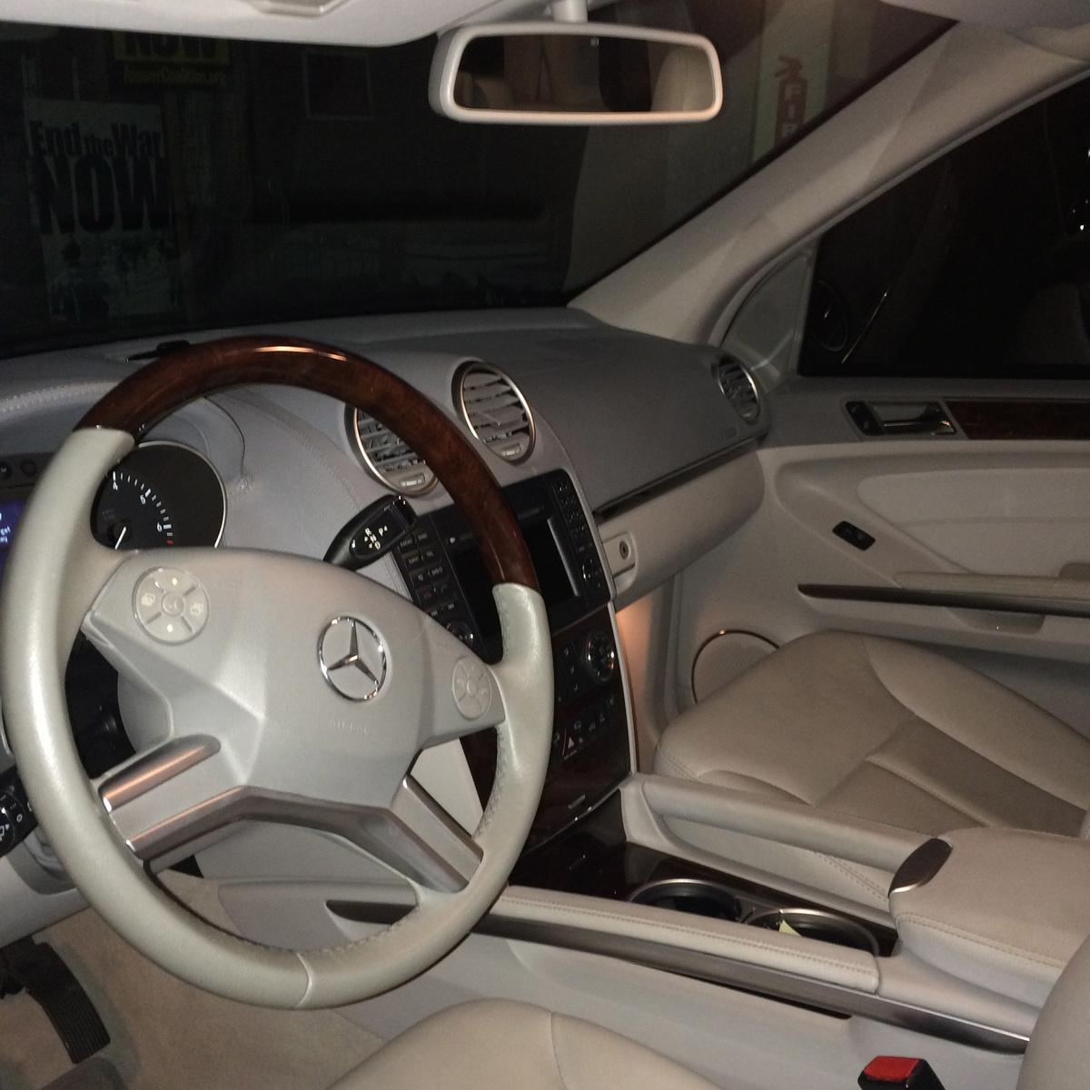 2007 Mercedes Benz Gl Class Exterior: 2009 Mercedes-Benz GL-Class
