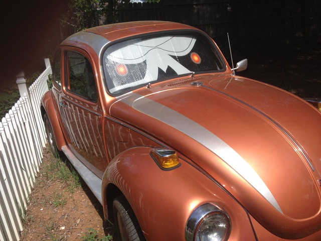 Picture of 1971 Volkswagen Super Beetle