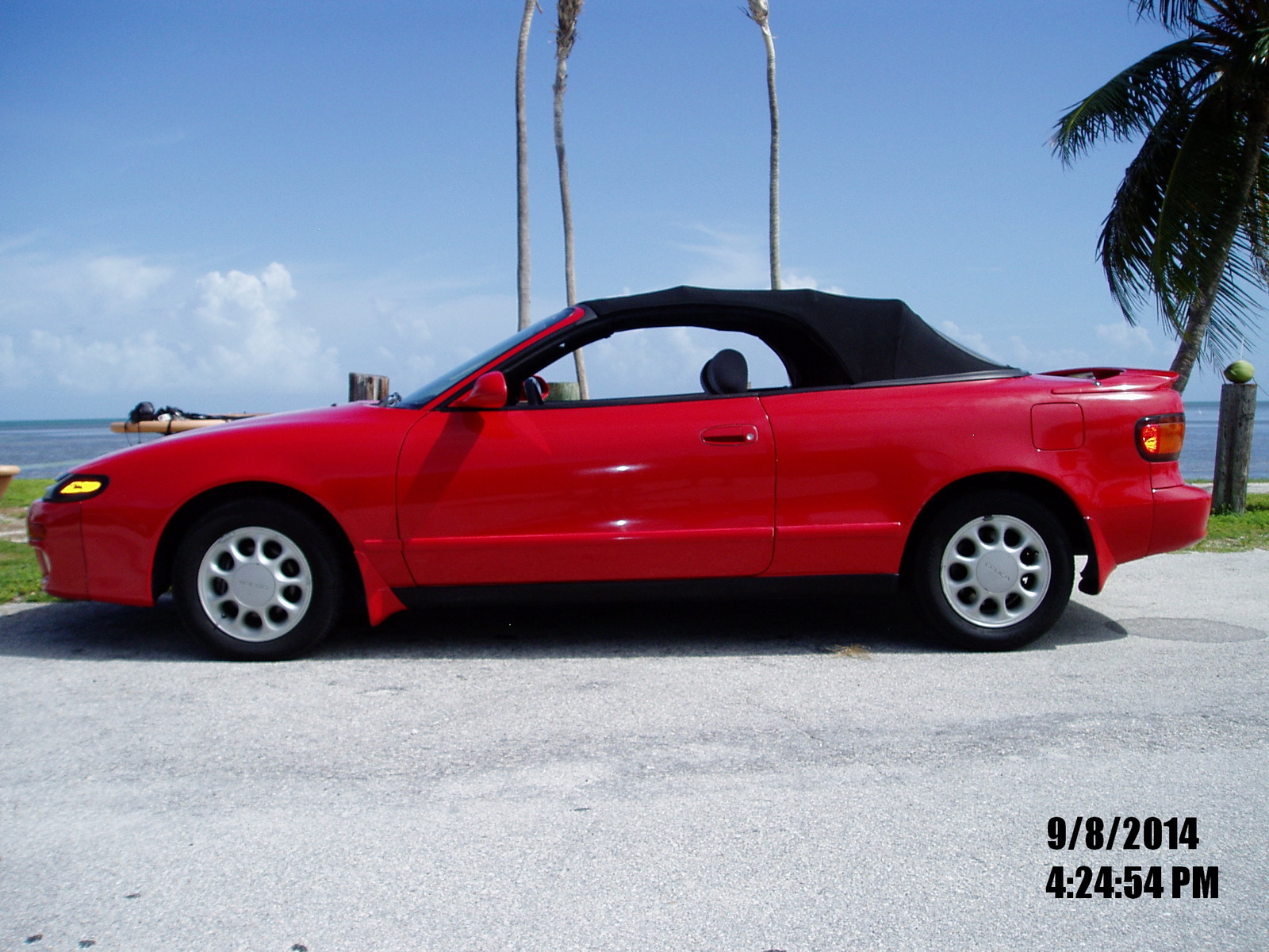 Toyota Celica Gt Convertible Pic on 1995 Mitsubishi Eclipse Convertible