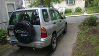 2003 Suzuki Vitara Overview