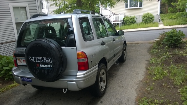 Picture of 2003 Suzuki Vitara 4 Dr STD 4WD SUV