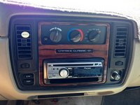 1996 Chevrolet Caprice Base picture, interior