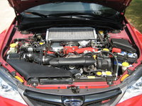 Picture of 2012 Subaru Impreza WRX STi Base Hatchback, engine