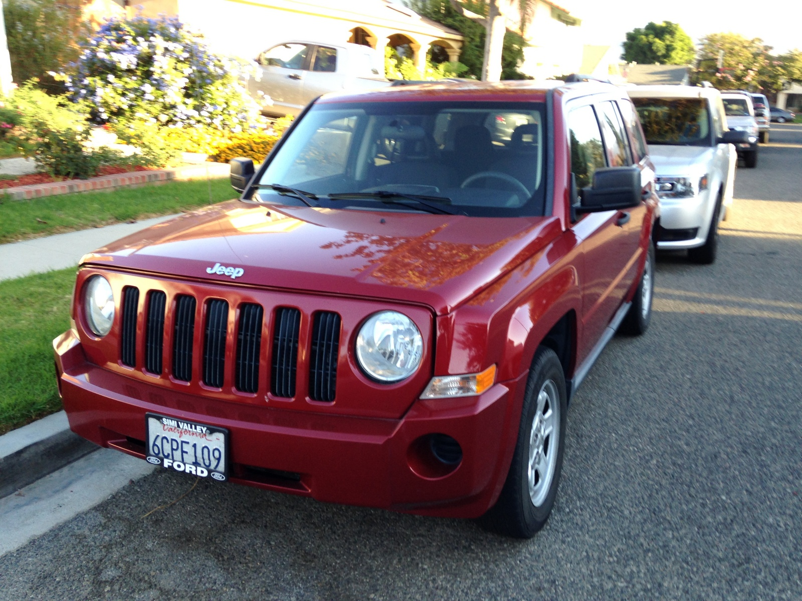 2008 Jeep Patriot