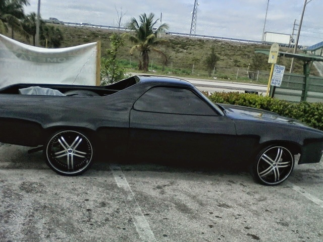 Picture of 1977 Chevrolet El Camino