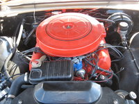 Picture of 1963 Mercury Monterey, engine