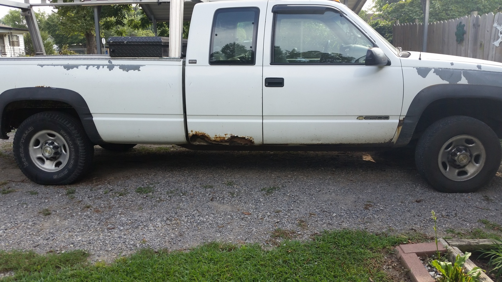 All Chevy 95 chevy 3500 diesel : Chevrolet C/K 2500 Questions - what other frames will fit under a ...