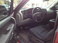 Picture of 2013 Chevrolet Silverado 1500 LS Ext. Cab, interior