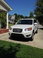 Picture of 2012 Hyundai Santa Fe Limited V6, exterior