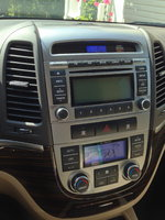 Picture of 2012 Hyundai Santa Fe Limited V6, interior