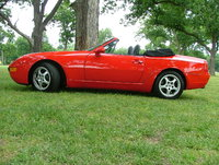 Picture of 1993 Porsche 968 2 Dr STD Convertible, exterior