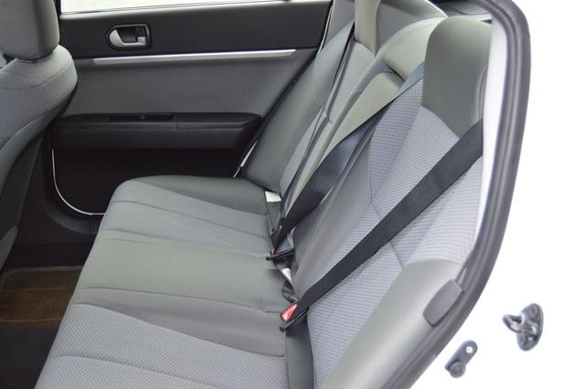 2010 Mitsubishi Galant