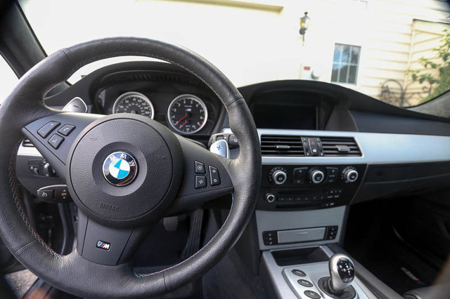 Picture Of 2008 BMW M5 RWD Interior Gallery Worthy